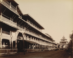 The Mandawi or old Palace [Vadodara]